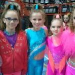 Mladé tanečníčky