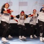 Juniorske vicemajsteky v disciplíne hip-hop skupiny